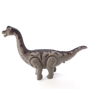 Imagen de Dinosaurio con sonido y movimiento, 2AA, 2 colores, en caja