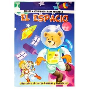 """Imagen de Libro """"Juegos y actividades"""", 2 títulos."""