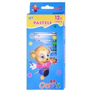 Imagen de Pasteles 12 colores, en caja
