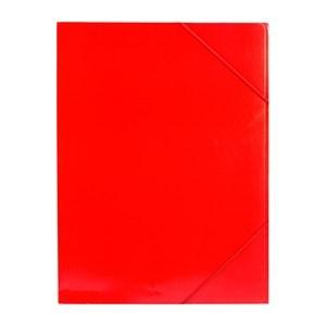 Imagen de Carpeta A4 de cartón con elástico, PACK x12, varios colores