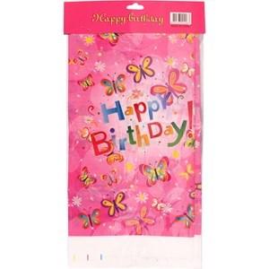 Imagen de Mantel de nylon Feliz cumpleaños
