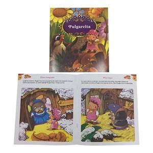 Imagen de Libro de cuentos, 16 páginas, PACK x6 títulos diferentes