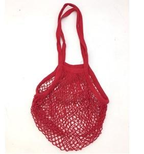 Imagen de Bolsa de red tejida, red de algodón, varios colores