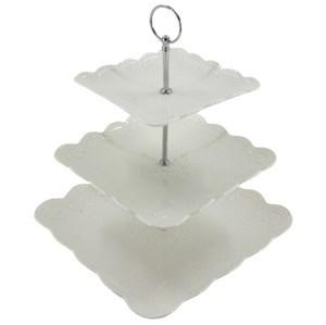 Imagen de Soporte para cupcakes de cerámica, en caja