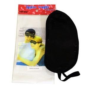 Imagen de Antifaz para dormir de nylon, en bolsa