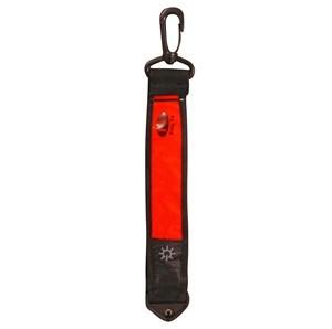 Imagen de Luz destellante con gancho, ideal para mochila, en blister