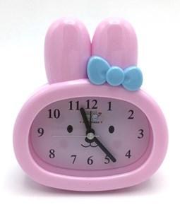 Imagen de Reloj despertador de plástico, varios diseños infantiles