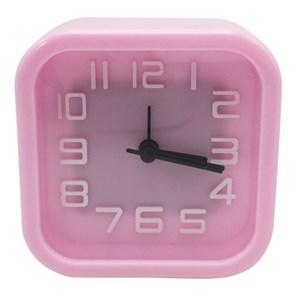 Imagen de Despertador de plástico, 1AA, varios diseños, en caja