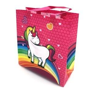 Imagen de Bolsa de regalo plastificada, reutilizable, varios diseños