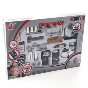 Imagen de Set de barbería, 16 piezas, en caja