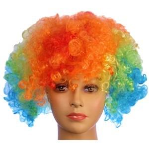 Imagen de Peluca pelo corto con rulos, 2 colores