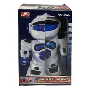 Imagen de Robot con luz, sonido y movimiento, 3AA, en caja