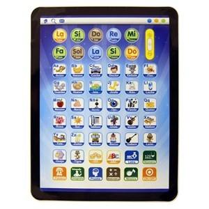 Imagen de Computadora  tablet, en español