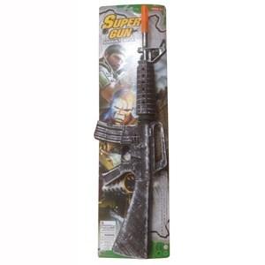 Imagen de Ametralladora o rifle, con sonido, en cartón