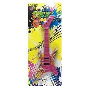 Imagen de Guitarra de plástico, en blister, varios colores