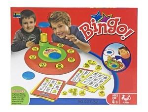 Imagen de Juego de mesa Bingo, con bandeja rotativa, en caja