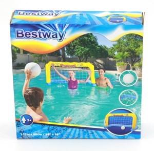 Imagen de Red arco inflable con pelota, Bestway, en caja