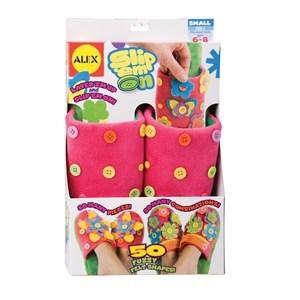 Imagen de Pantuflas para decorar ALEX, talle para 6-8años