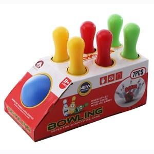 Imagen de Bowling chico, 7 piezas, en caja