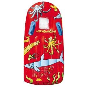 Imagen de Inflable flotador colchoneta tabla con agarres, 2 colores, en bolsa, Jilong