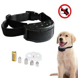 Imagen de Collar electrónico de entrenamiento canino, anti ladrido, en caja