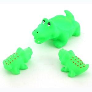 Imagen de Animales de goma con chifle, x3, en bolsa