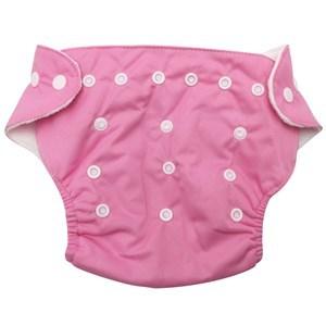 Imagen de Pañal de tela ecológico chico, ajustable, con inserto absorbente, en bolsa, varios colores
