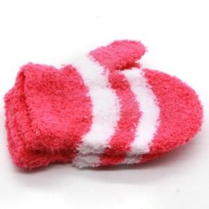 Imagen de Guantes mitón para bebé de plush, en bolsa, varios colores