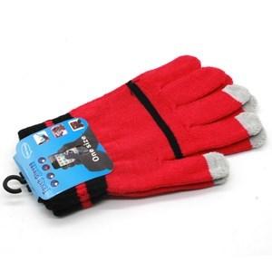 Imagen de Guantes de adulto 3 dedos touch, en bolsa, varios colores