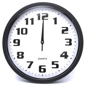 Imagen de Reloj de pared, 2 colores, en caja