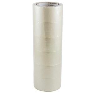 Imagen de Cinta de empaque Matpack 30ys x45mm, PACK x6 rollos, transparente