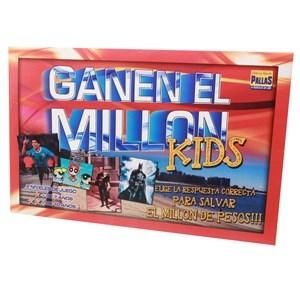 Imagen de Juego de mesa Ganen el millón kids, en caja