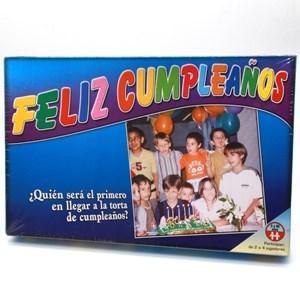 Imagen de Juego de mesa Feliz cumpleaños, en caja