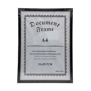 Imagen de Marco para diploma, de color