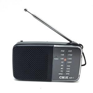 Imagen de Radio AM-FM, 2AA, en caja, varios colores