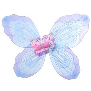 Imagen de Disfraz, alitas de mariposa gigantes, en bolsa