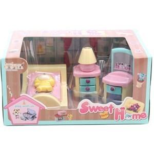 Imagen de Muebles para muñecas, 6piezas, en caja