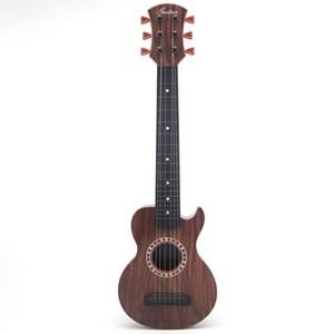 Imagen de Guitarra de plástico, cuerdas de metal, en caja