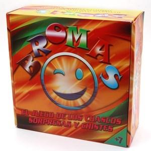 Imagen de Bromas y chistes, en caja