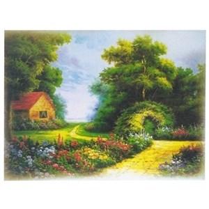 Imagen de Puzzle 500 piezas, diseño paisaje, en caja
