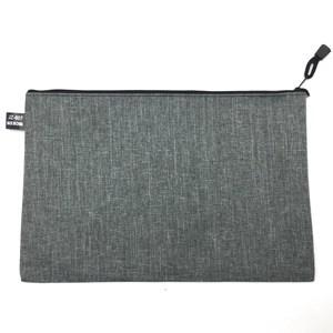 Imagen de Sobre PVC símil tela con cierre, A4, PACK x12, varios colores