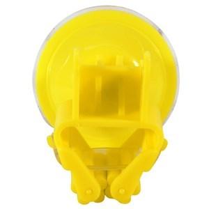 Imagen de Soporte de plástico con ventosa, para escobas.
