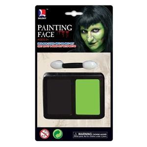 Imagen de Pintura para cara, 2 colores, en blister