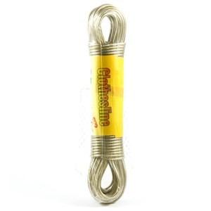Imagen de Cuerda de metal 20m, forrada, pack x10