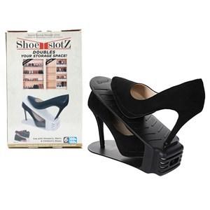 Imagen de Organizador de zapatos de plástico, para 6 pares, en caja