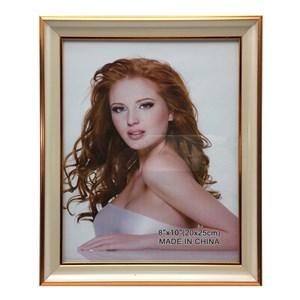 Imagen de Portarretrato, marco de madera, foto 20x25, 2 colores