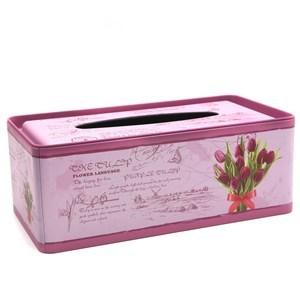 Imagen de Porta pañuelos de lata, varios diseños