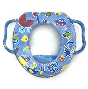 Imagen de Tapa para WC reductora acolchonada con agarraderas, varios diseños