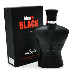 "Imagen de Perfume 100ml ""In Style"" MEN IN BLACK"