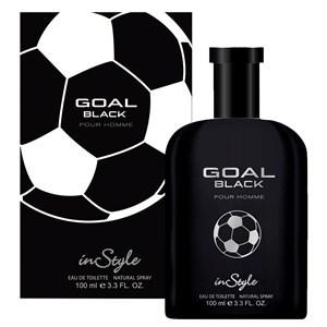 "Imagen de Perfume 100ml ""In Style"" GOAL BLACK"